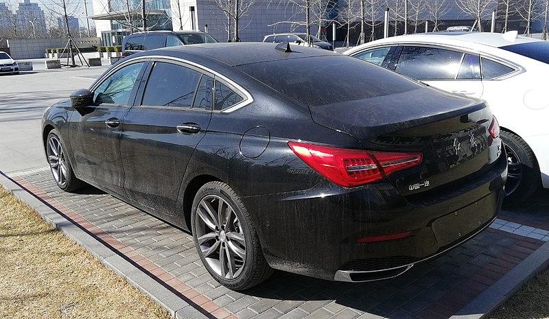 Hongqi анонсировал премиальный седан в стиле Rolls-Royce