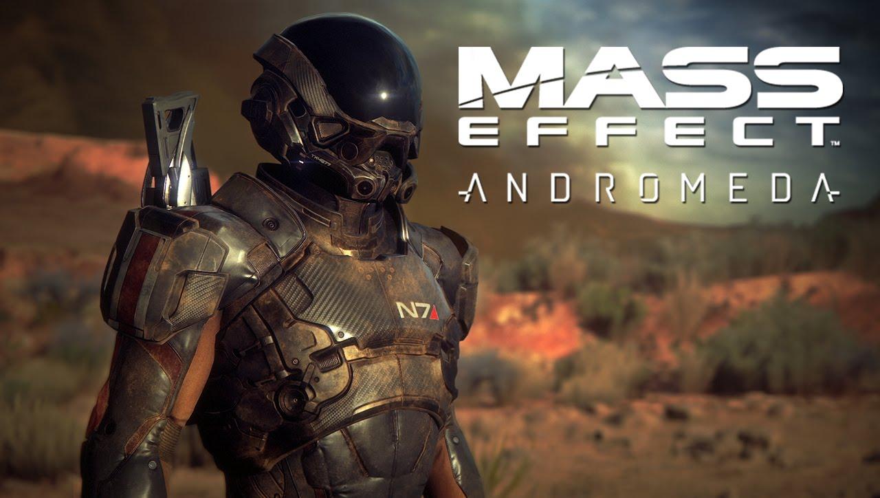 Andromeda отказались отантипиратской защиты— Авторы Mass Effect