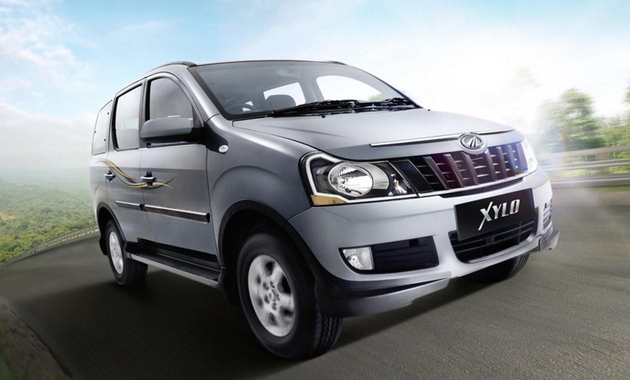 Производитель Mahindra готовит конкурента для Toyota Innova Crysta