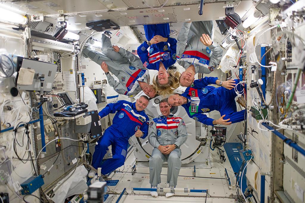 Работники NASA сняли ролик, рассказывающий опереработке воды наМКС
