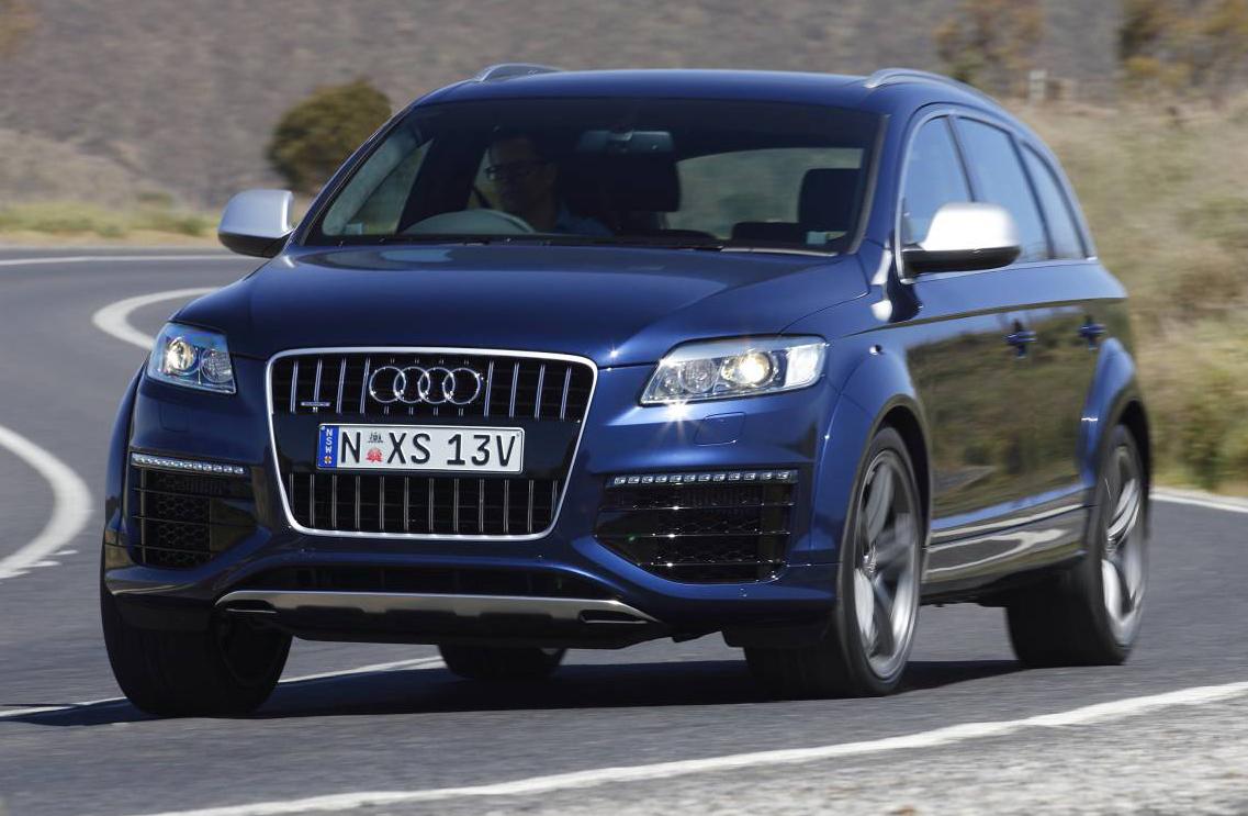Начались тестовые испытания премиального автомобиля Audi Q8