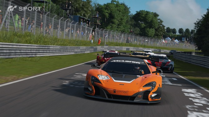 Объявлена дата выхода Gran Turismo Sport