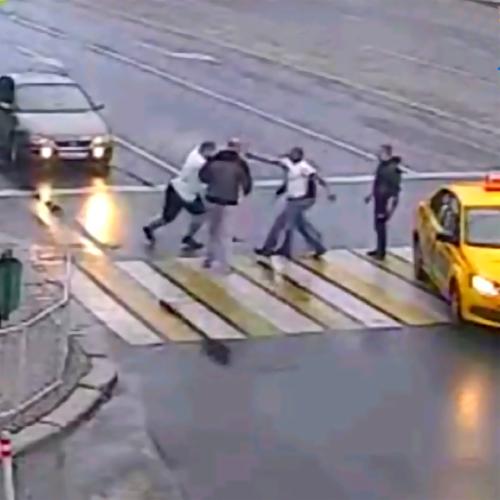 В Калининграде на Ленинском произошла массовая драка