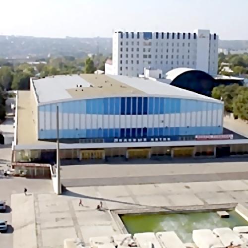Реконструкция замка спорта вРостове-на-Дону начнется только через два года