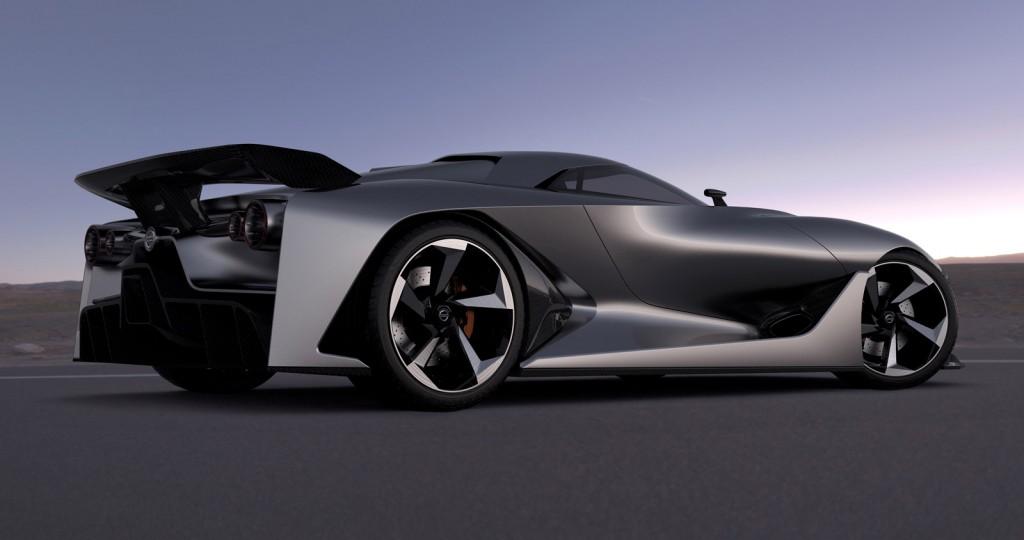 Ниссан сделает новый GT-R «самым быстрым спорткаром вмире»