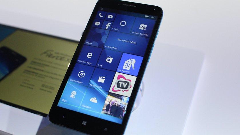 Вевропейских странах выпустят смартфон Alcatel Idol 4 Pro наWindows 10