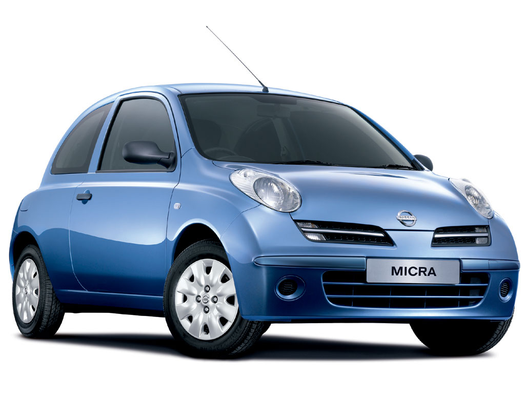 В Париже скоро презентуют новый Nissan Micra