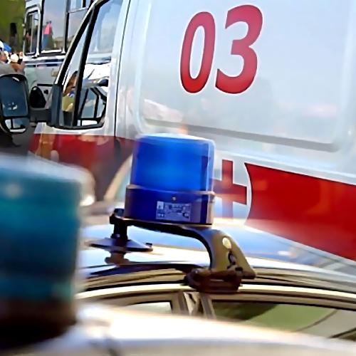 «КамАЗ» столкнулся смаршруткой вПодмосковье, пятеро пострадали