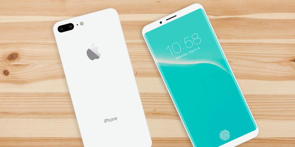 Производство iPhone 8 отложили