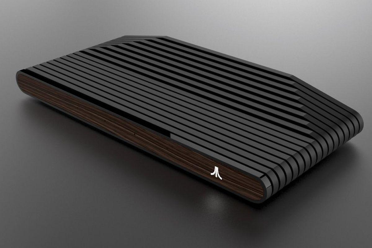 Atari поделилась изображениями иподробностями новой консоли Ataribox