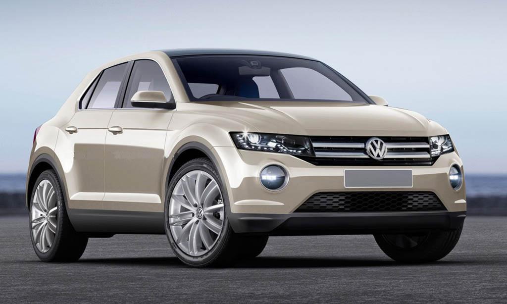 Новый кроссовер Volkswagen Tiguan будут собирать в России