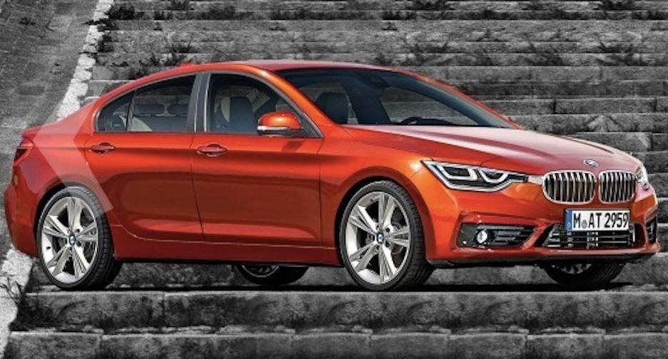 BMW начинает производство 1 Series Sedan 2017 в Китае