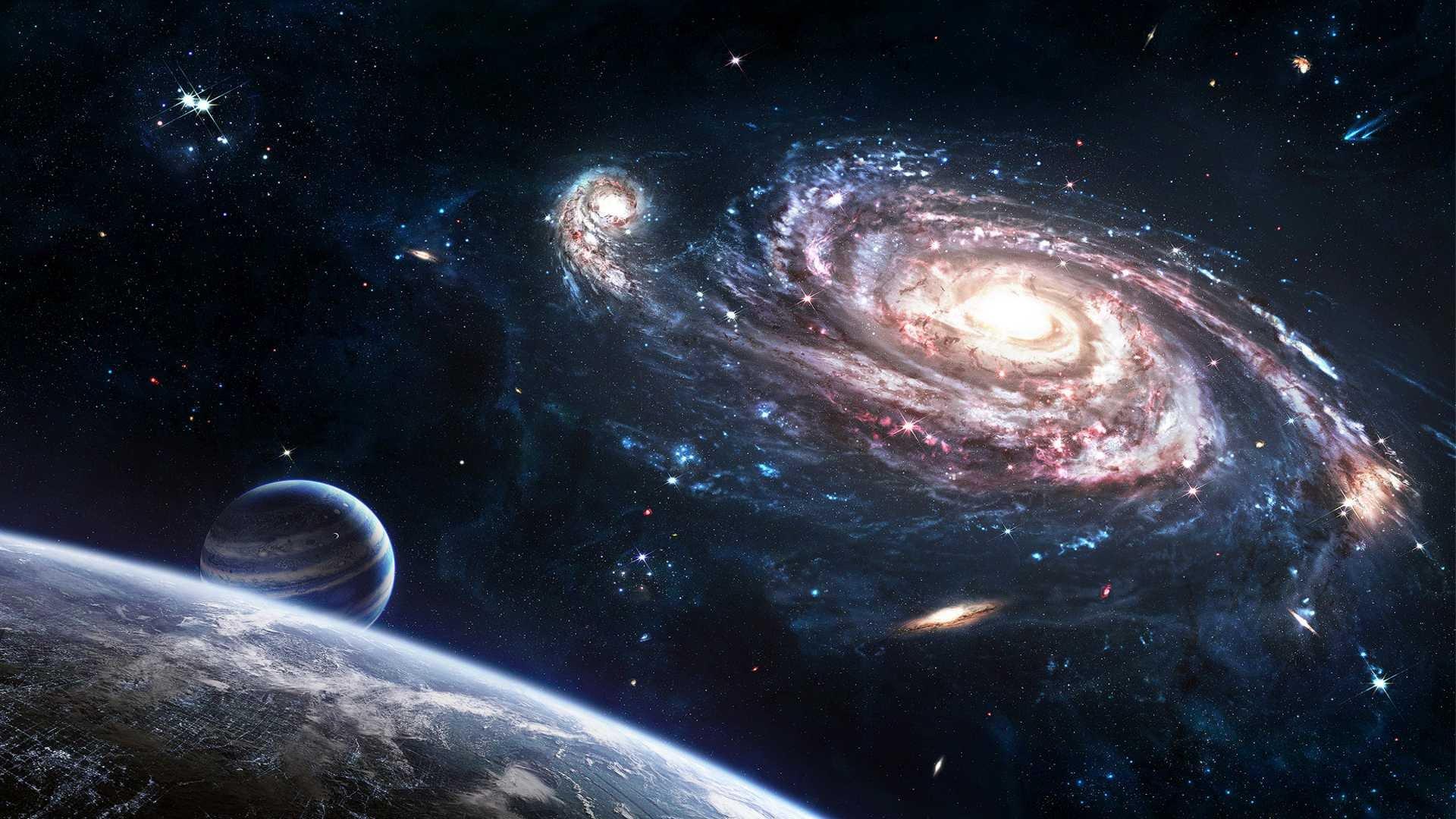 Ученые поведали оразмерах иформе Вселенной