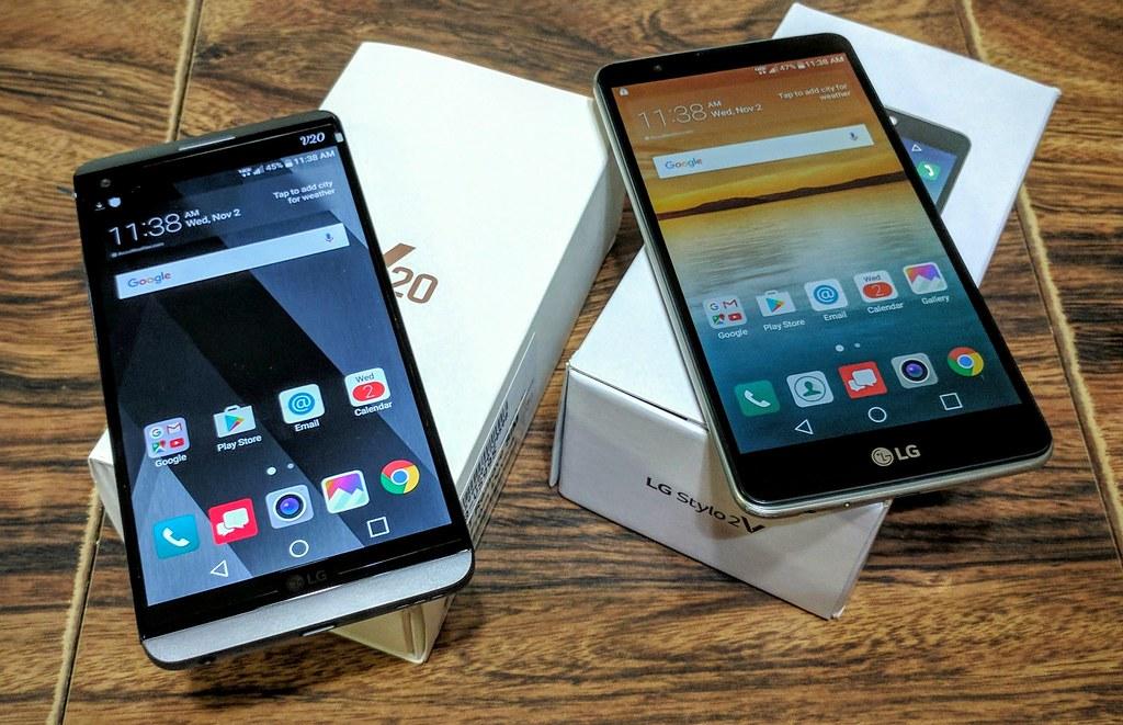 Стали известны характеристики телефона LGStylo 5 совстроенным стилусом