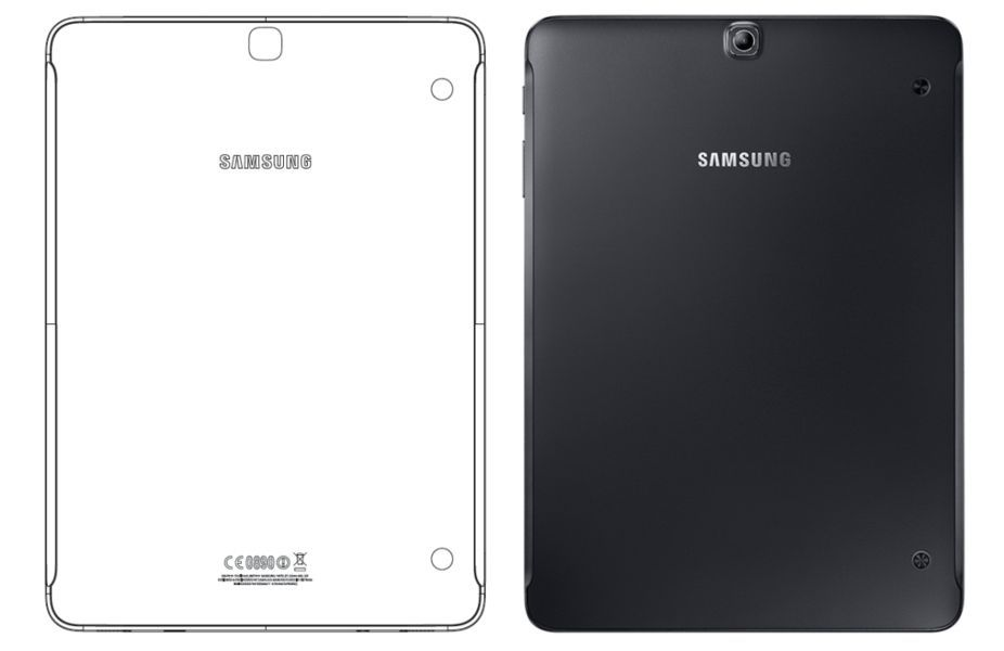 Планшет Самсунг Galaxy Tab S3 дебютирует 1сентября