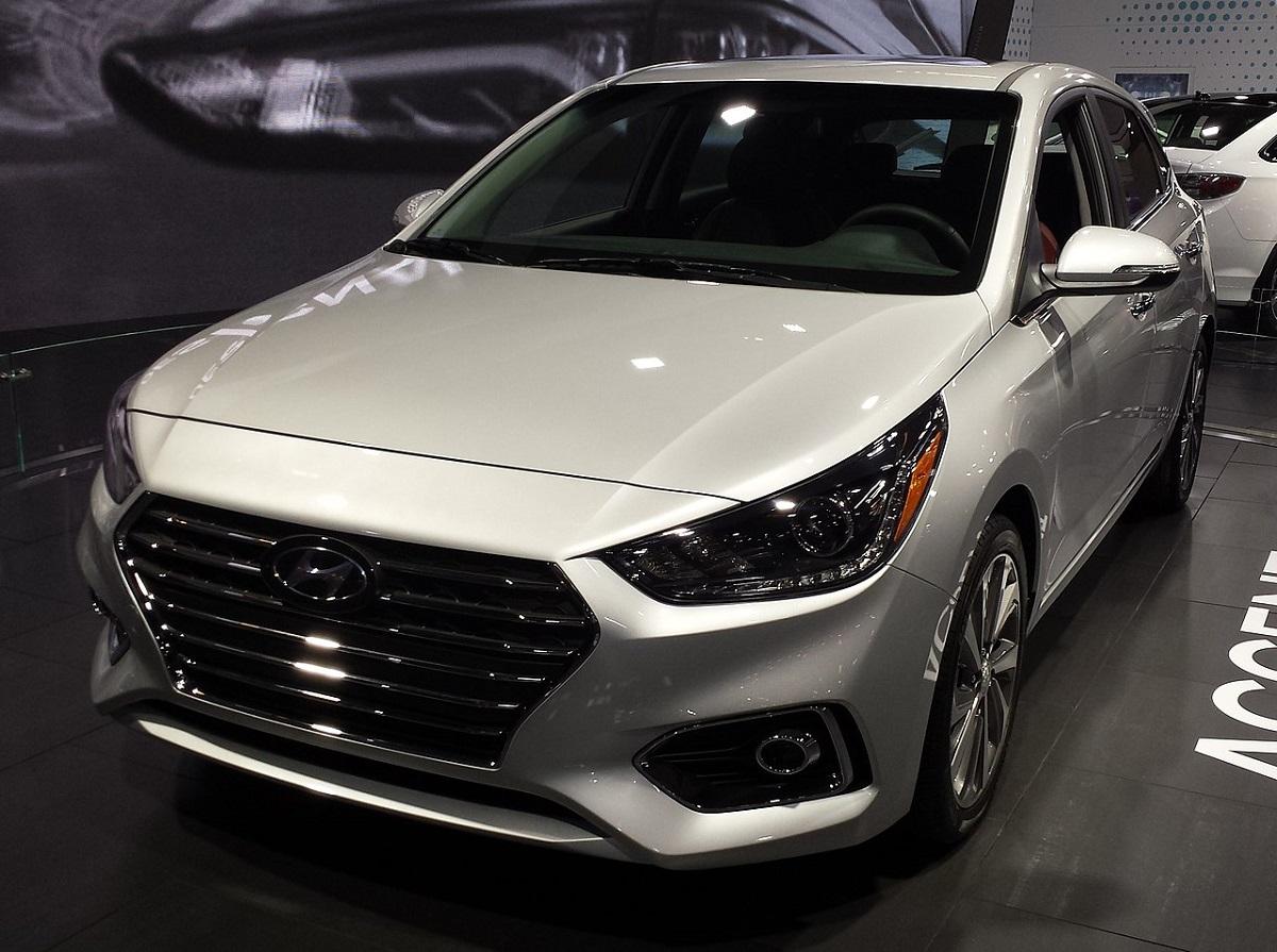 Обновленный Hyundai Solaris поступил в продажу