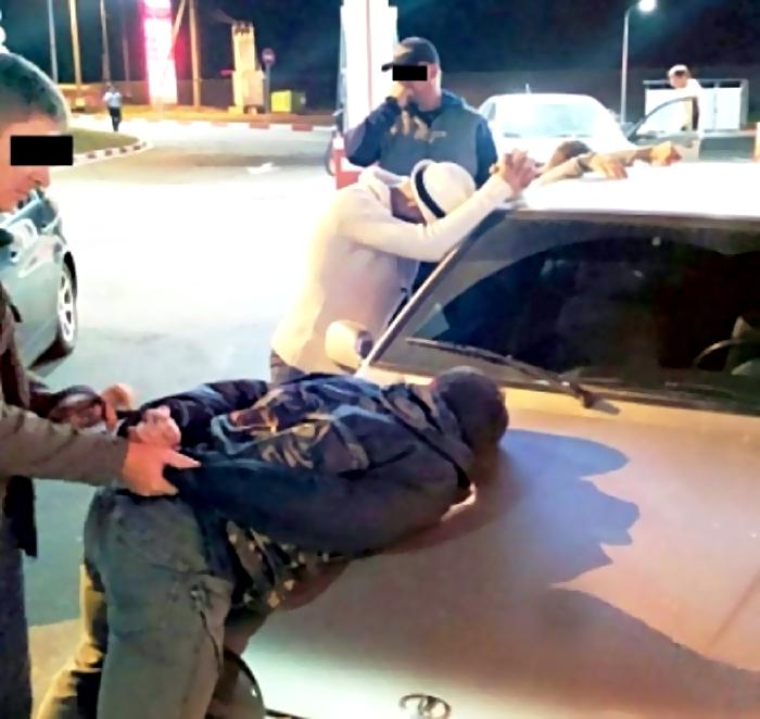 Уголовников изтранснационального наркосиндиката сгашишем на8 млн задержали вМО