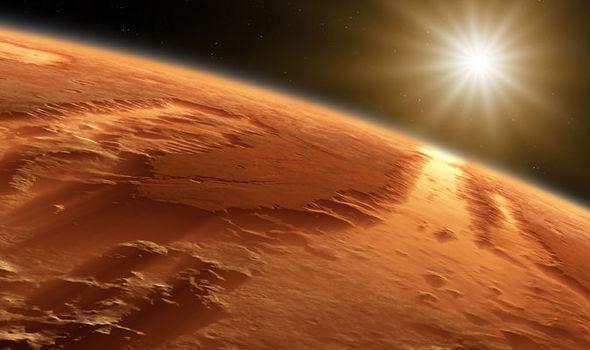 Ученые: Поверхность Марса представляет большую опасность