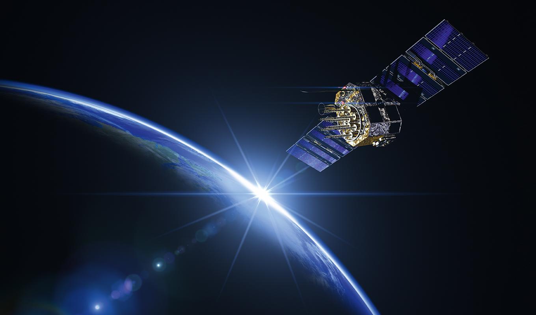 Фейсбук проектирует спутник Athena для организации интернет-доступа