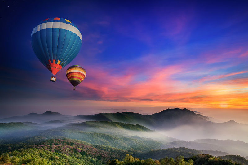 В 2019-ом туристы отправятся вкосмос навоздушном шаре