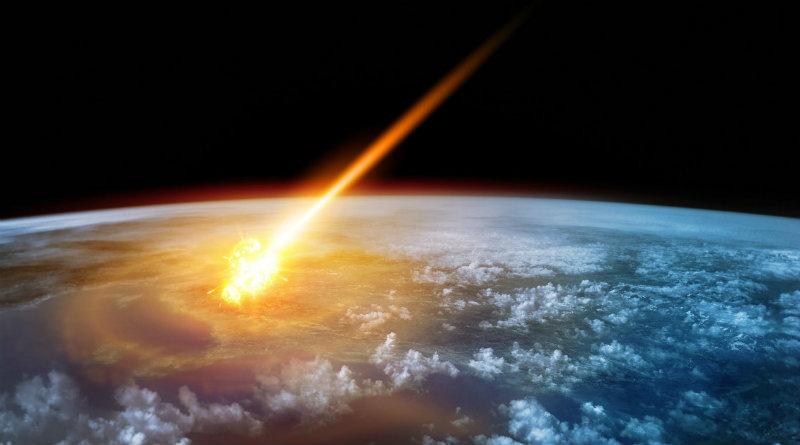 Натерритории Владимирской области упал метеорит