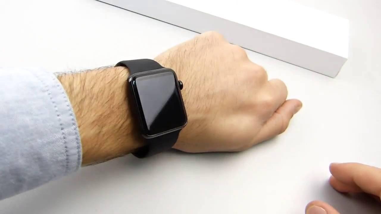 Осенью Apple выпустит новые умные часы