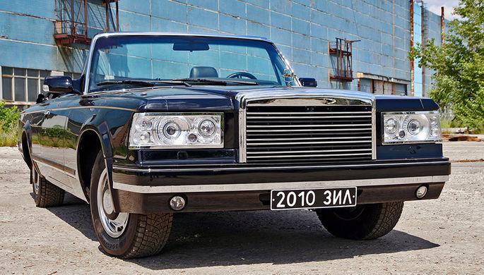 На Московском автосалоне представят возрожденные лимузины ЗИЛ