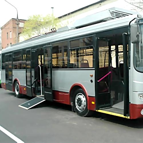 100 новых автобусов ЛиАЗ появились вНижнем Новгороде