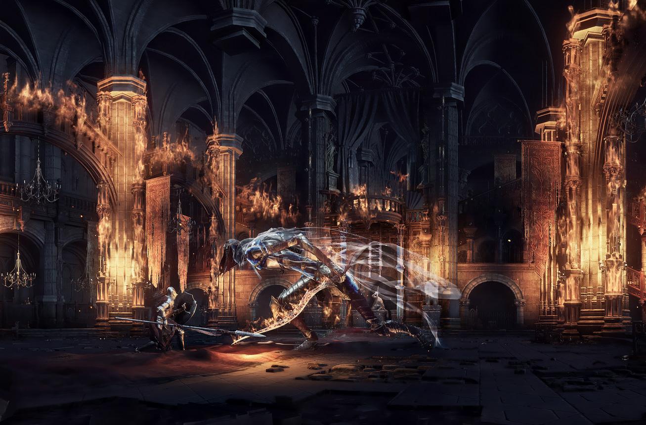 Анонсирована игра Sinner: Sacrifice for Redemption, вдохновленная Dark Souls