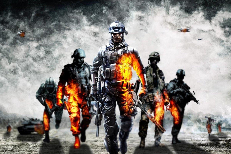 Новая игра серии Battlefield появится в 2018