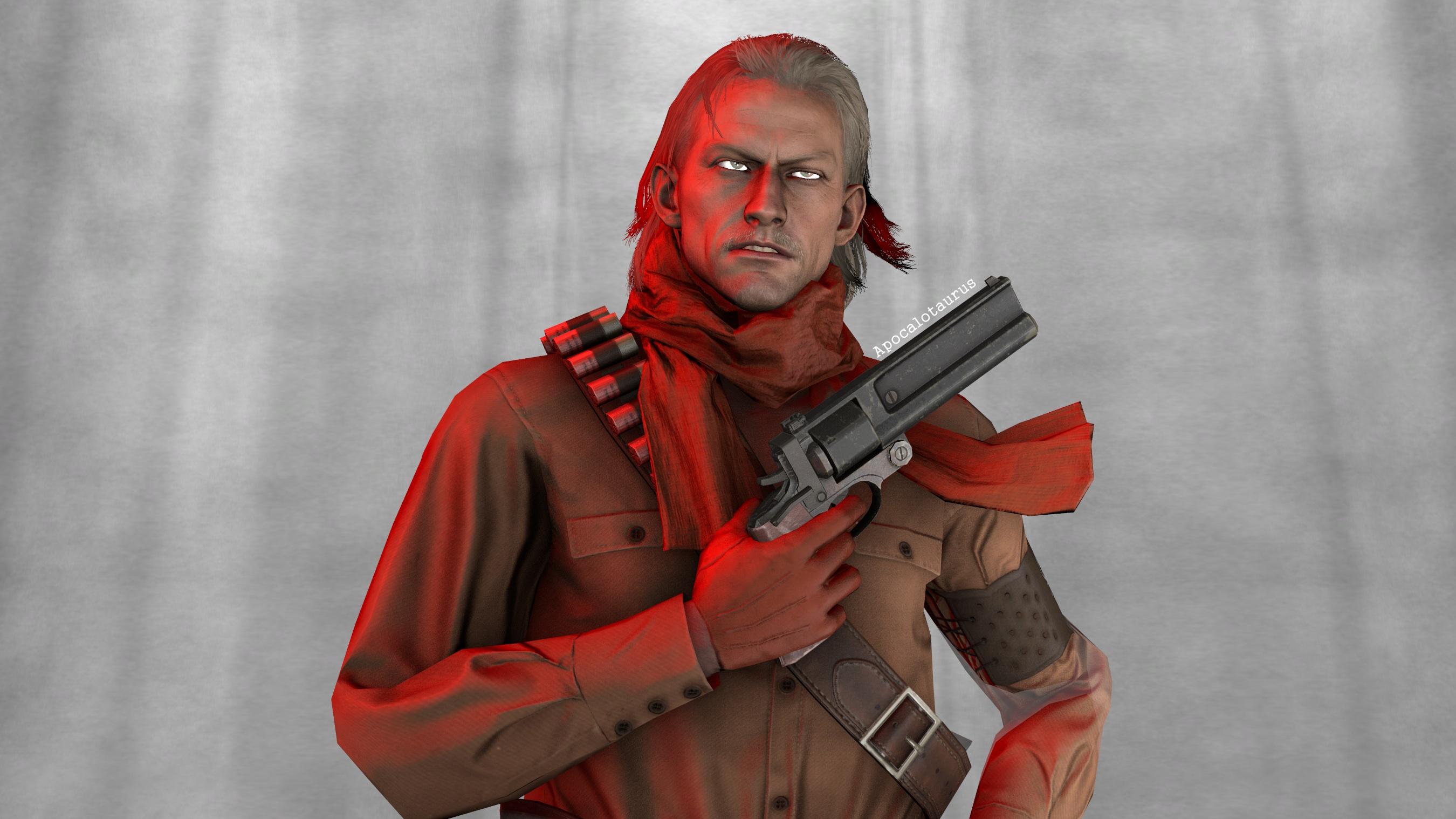 Авторы Metal Gear Solid Vдобавят нового играбельного персонажа