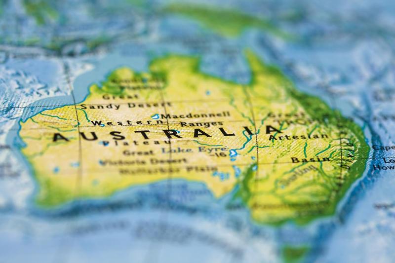 За22 года Австралия сдвинулась на1,5 метра насевер— Ученые