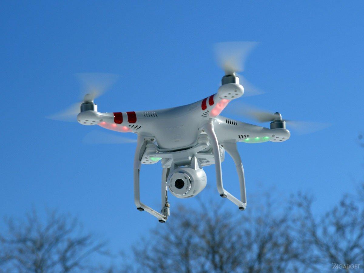 Для кибератак хакеры приспособили дроны