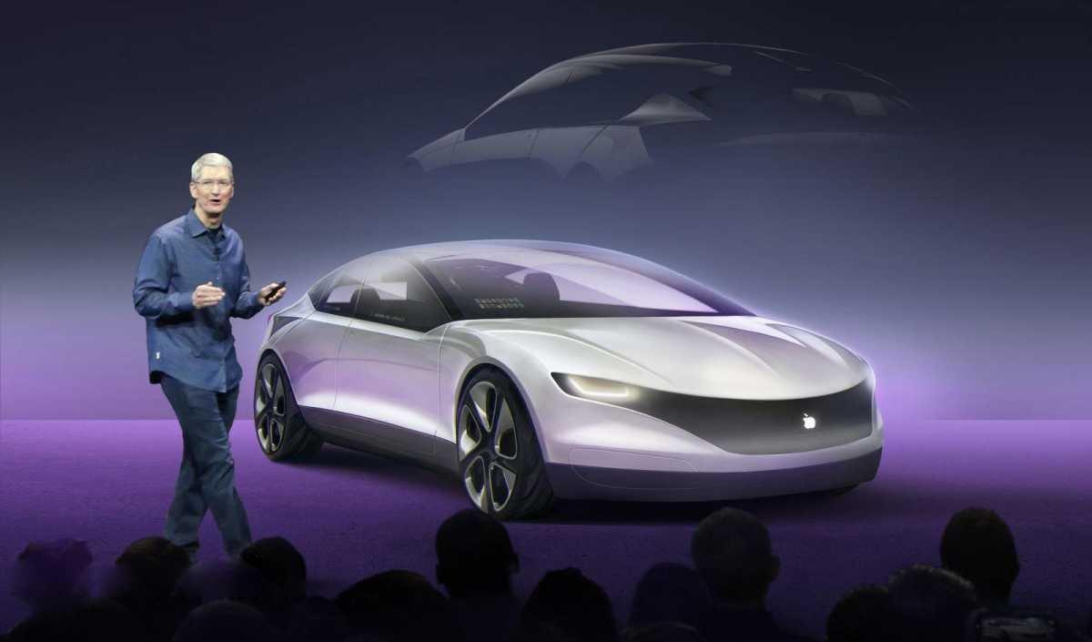 Apple готовит масштабный проект по беспилотным системам