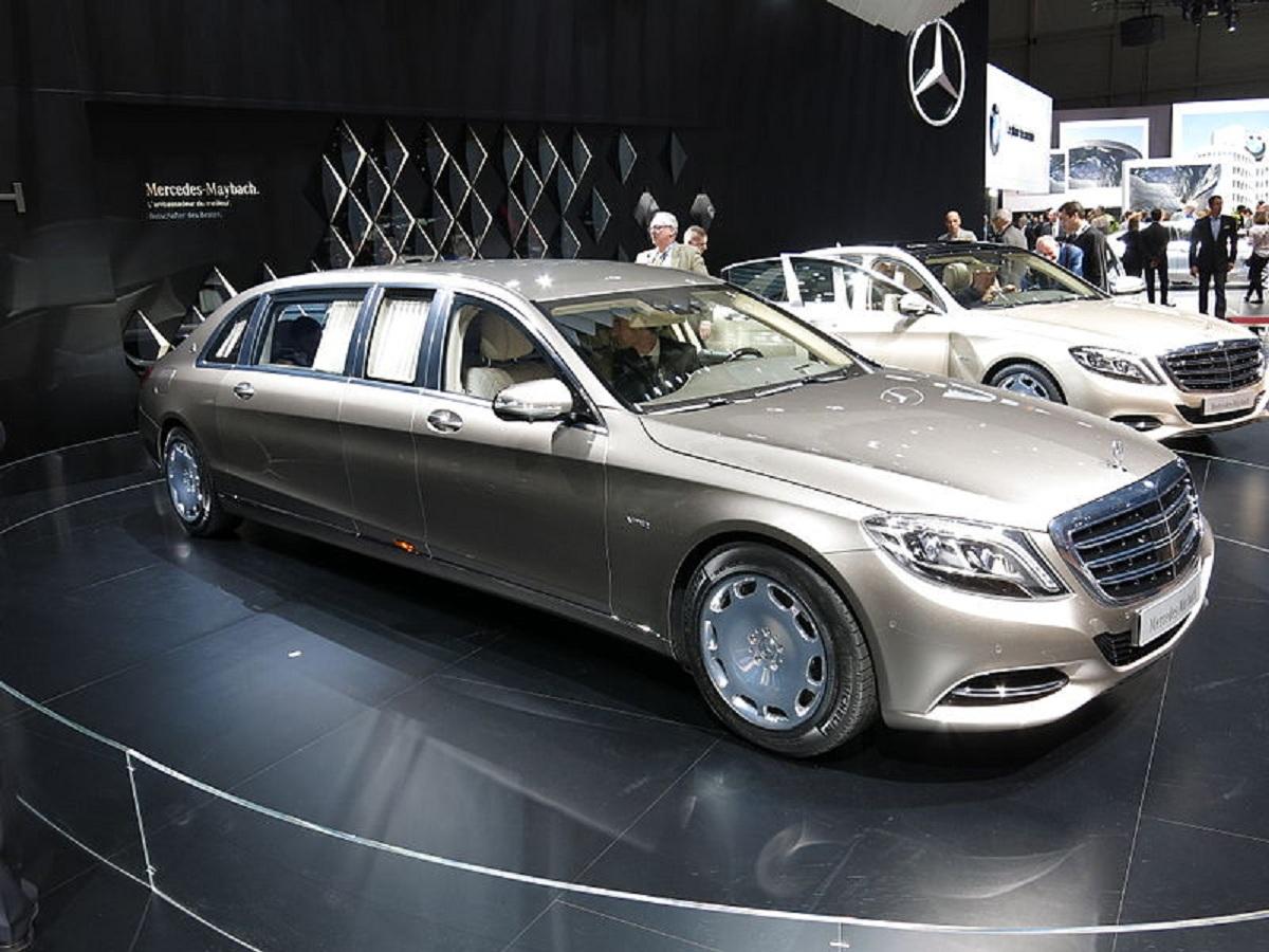 Продажи авто класса «люкс» в Российской Федерации упали на1%