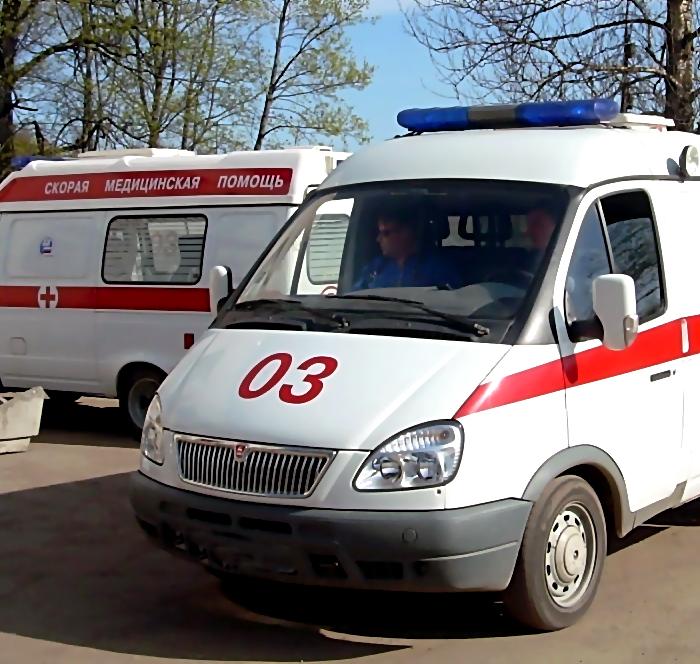 Шофёр иномарки вСамаре сбил сразу 2-х школьниц