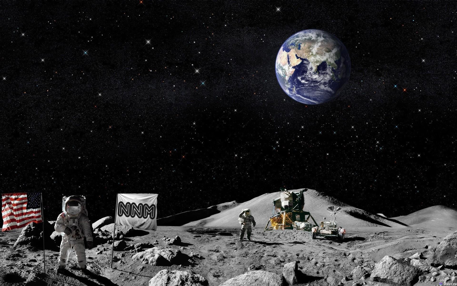 Власти США одобрили первую вистории личную экспедицию наЛуну