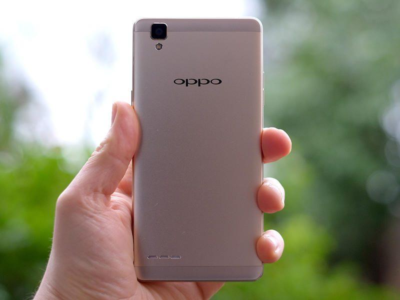 Смартфон OPPO F1s с 16-мегапиксельной селфи-камерой представлен официально