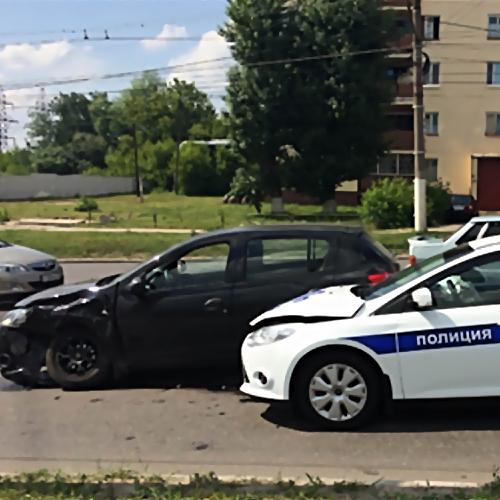 Полицейский пострадал в трагедии в российской столице