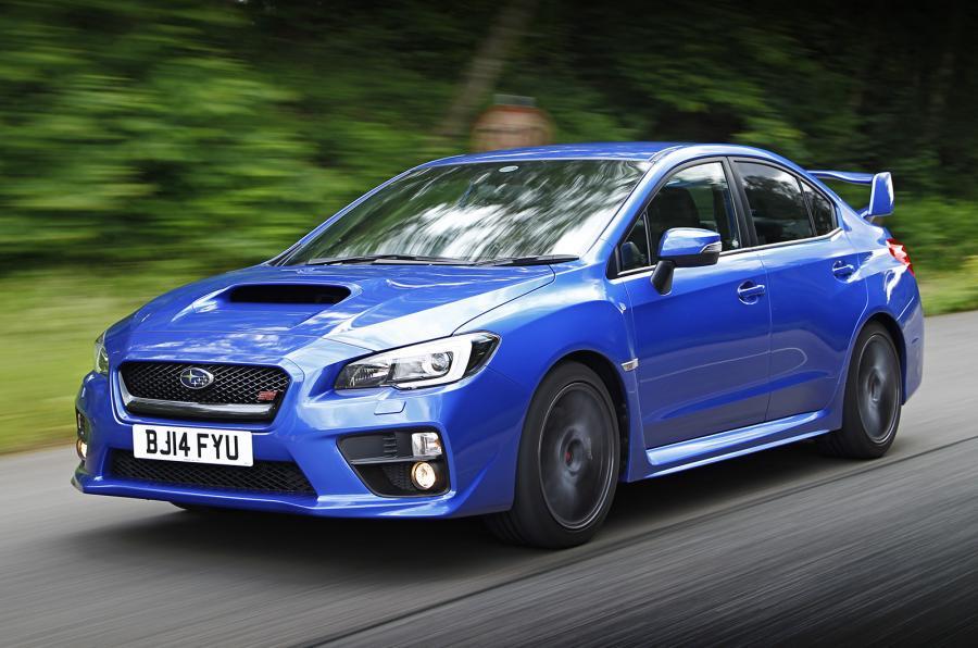 Subaru показала рекордный заезд седана WRX STI на Нюрбургринге