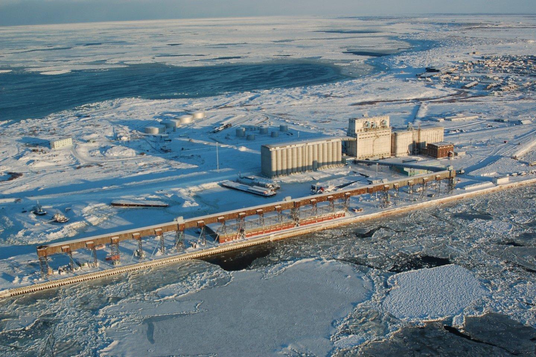 ВКанаде закрылся единственный арктический порт Черчилл
