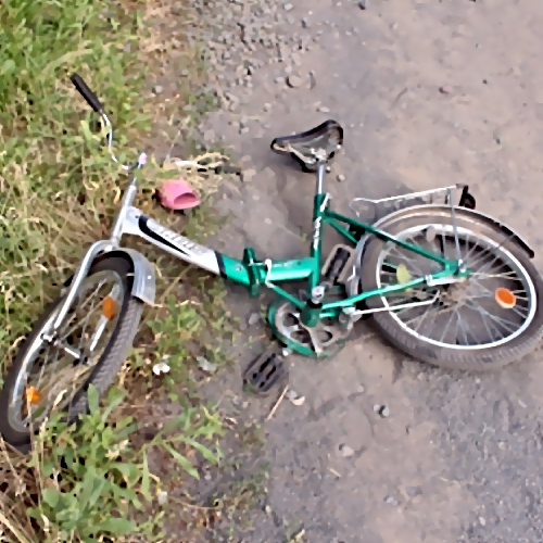 Нетрезвый новосибирец без прав сбил велосипедистку вКировском районе