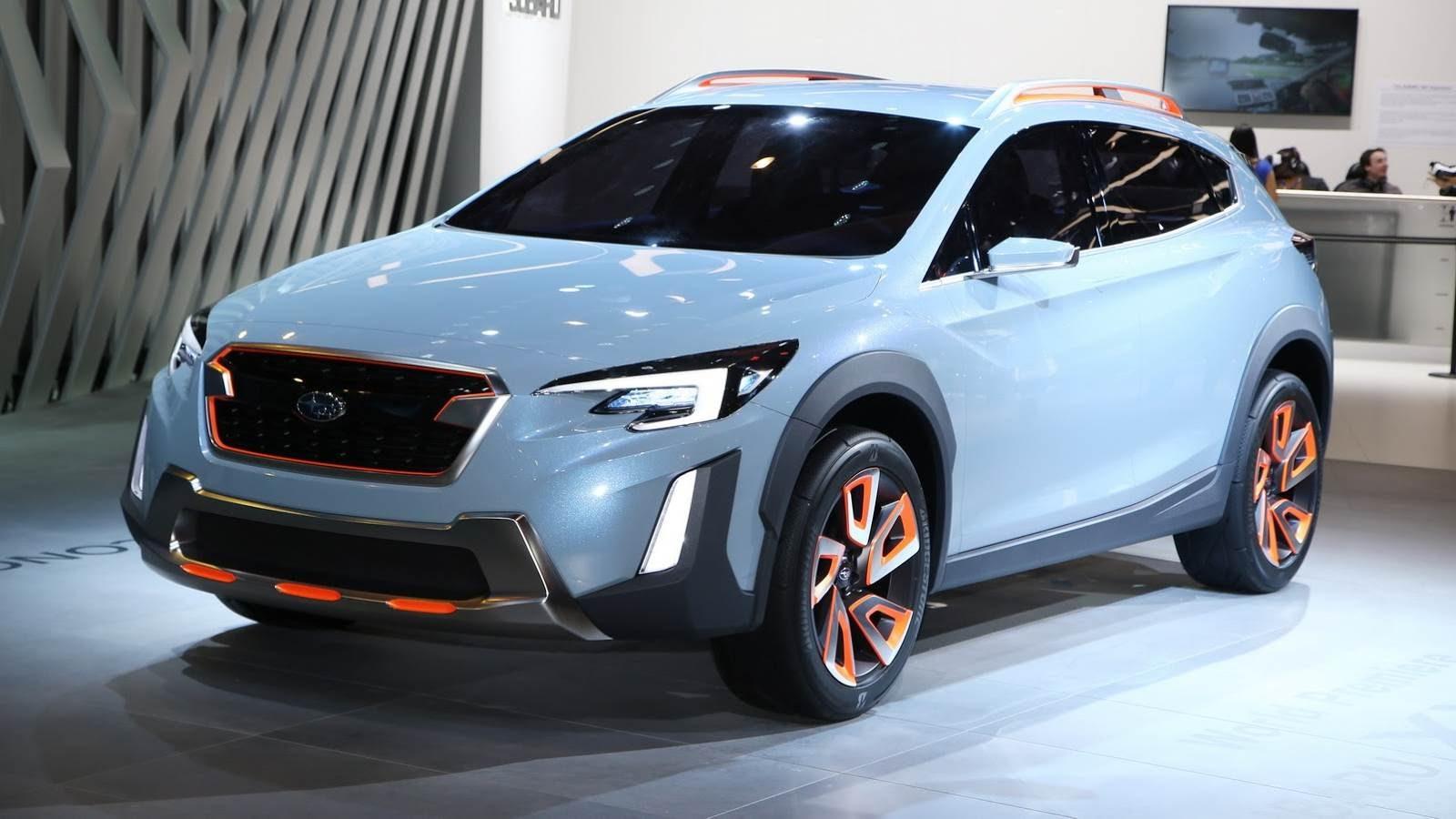 Вместе с новым Subaru XV в Россию приедет система безопасности EyeSight