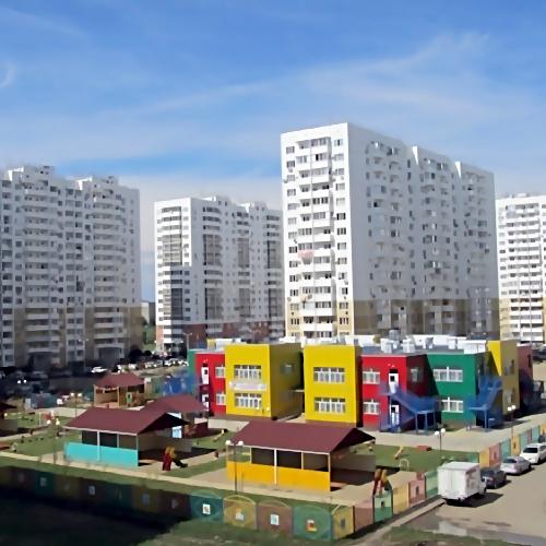 ВКраснодаре открыли два новых детских сада