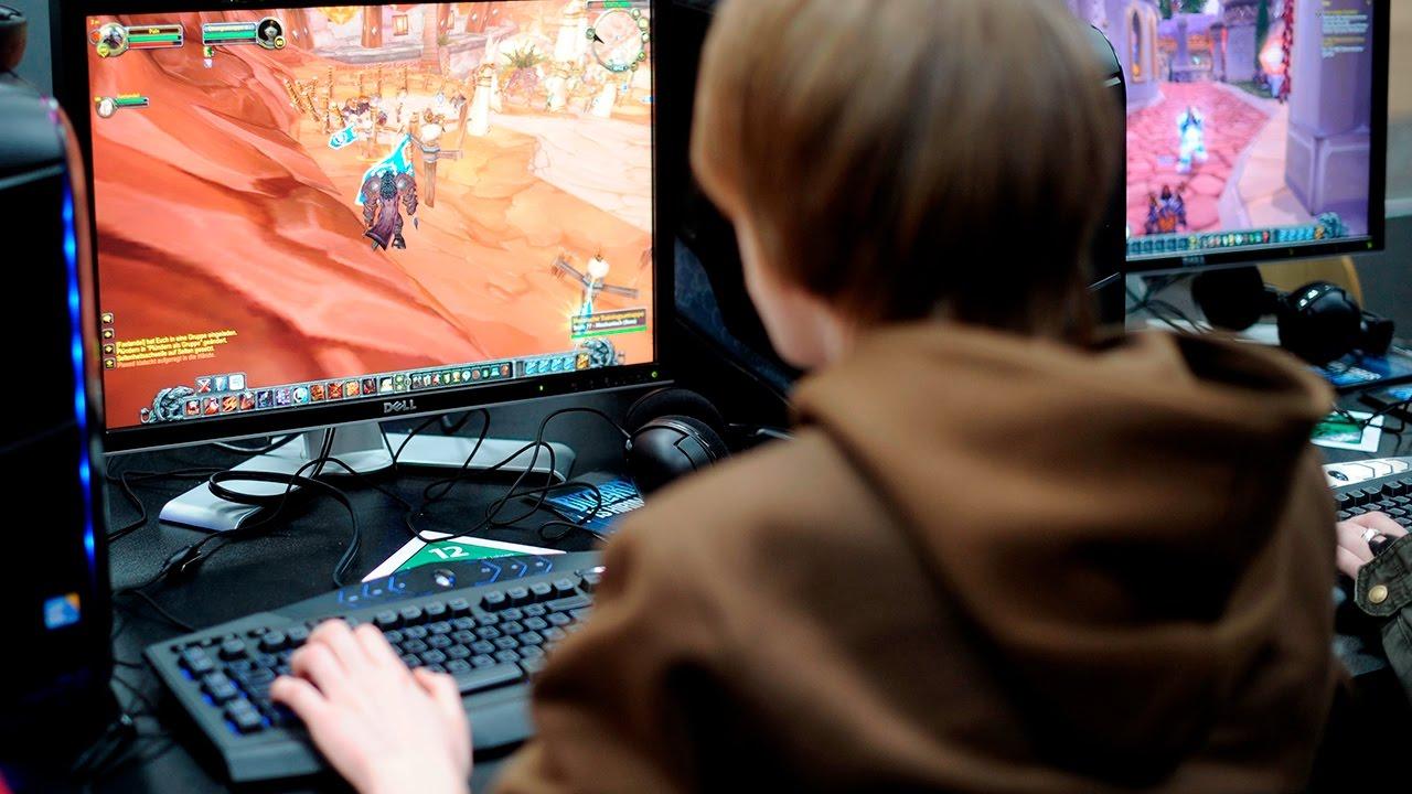 Компьютерные игры-шутеры небезопасны  для мозга, утверждают  ученые