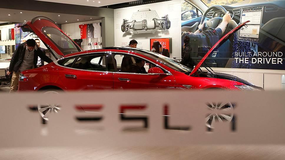Вавтопилоте Tesla усомнились в КНР