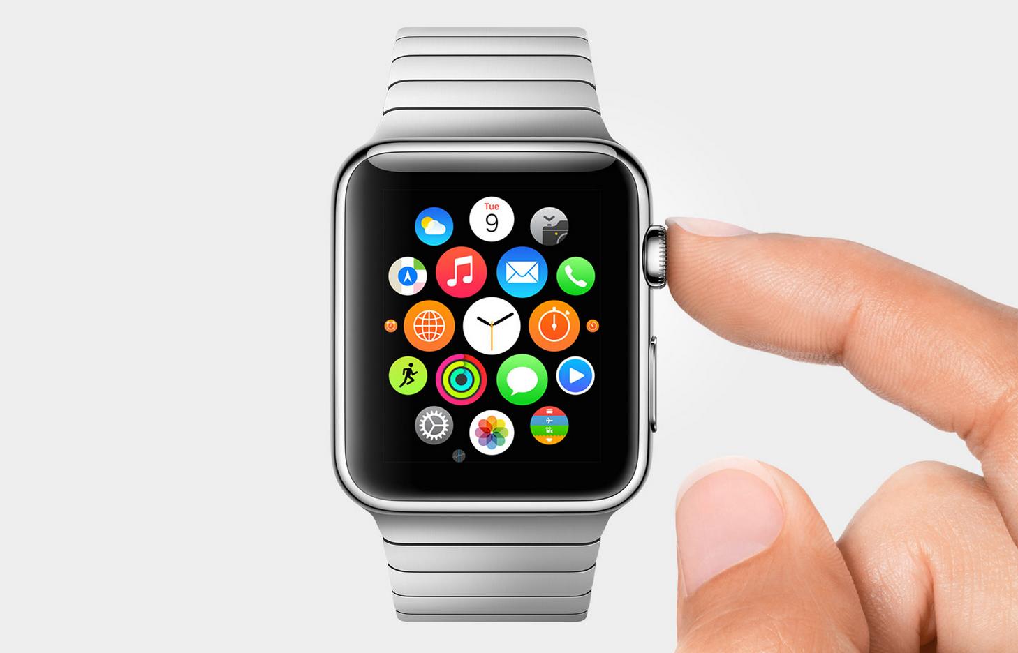 Apple работает над новым гаджетом для здоровья