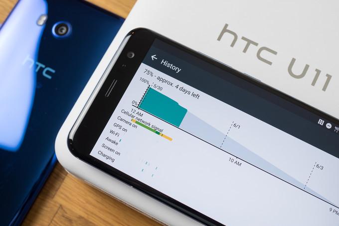 В конце 2017 года выйдет мини-версия флагмана HTC U11