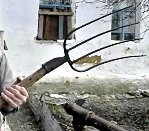 Гражданин села Никитино сядет на 5 лет заугрозы участковому