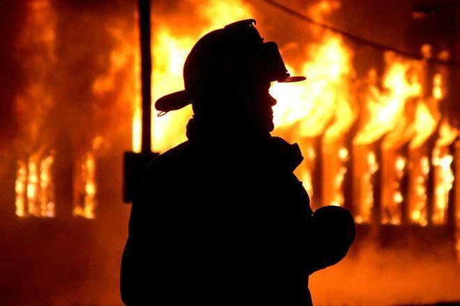 Врезультате сильного возгорания  вПодмосковье погибло 4 человека